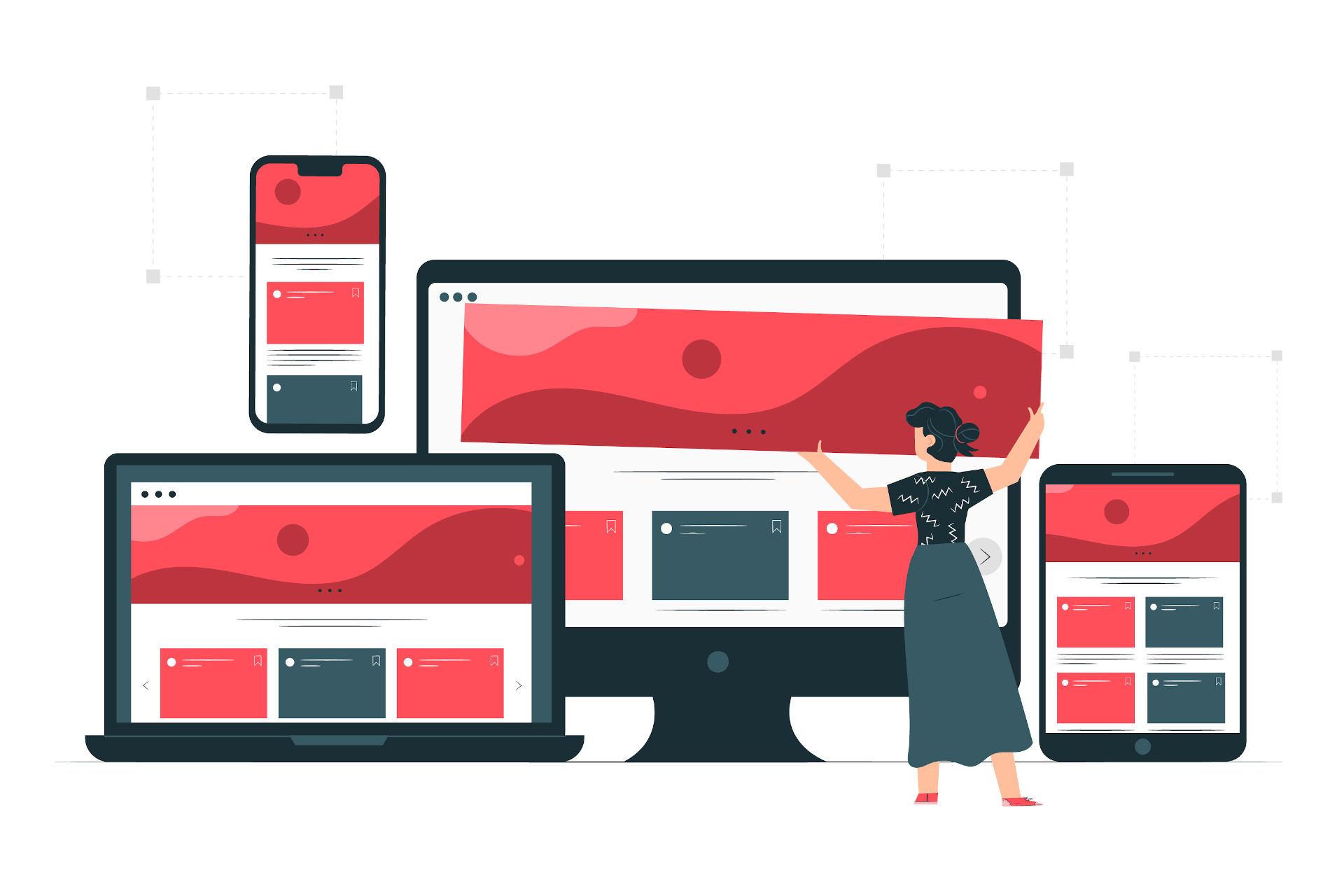 L'importanza di un sito web responsive